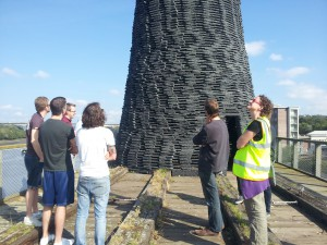 The artist talks about Cone, 10th September 2014